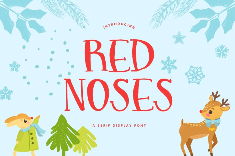 Red Noses example image 1