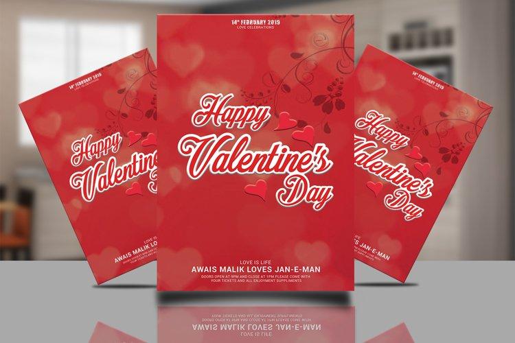 Valentine Flyers example image 1