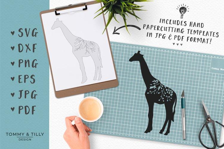 Animal Silhouettes Mega Bundle - SVG DXF PNG EPS JPG PDF Cut - Free Design of The Week Design7