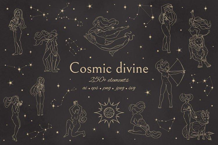 Cosmic divine