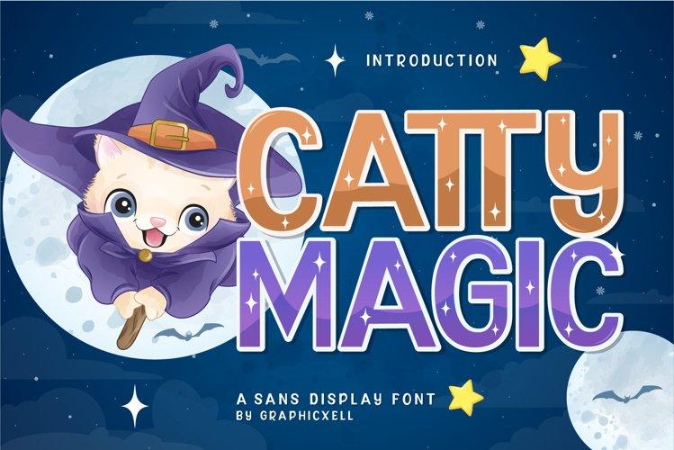 Catty Magic example image 1