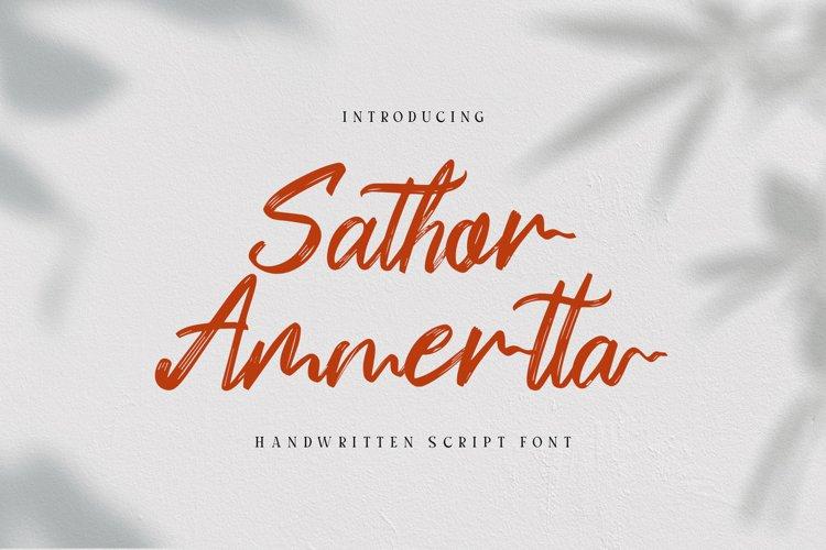 Sathor Ammertta example image 1