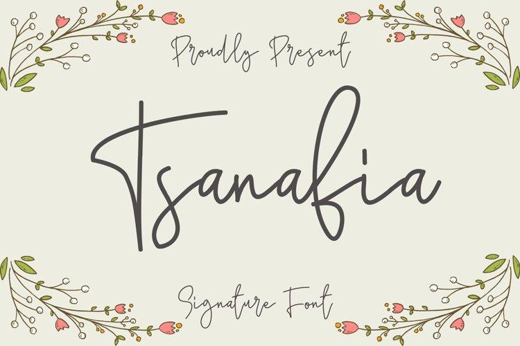 Tsanafia