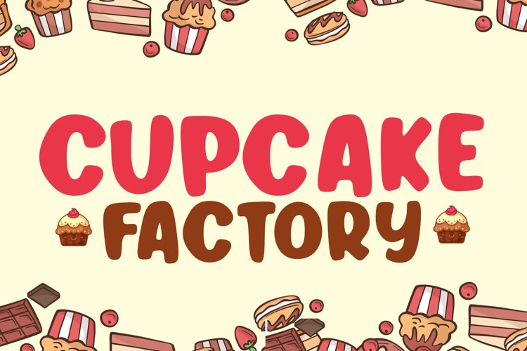 Cupcake Factory example image 1