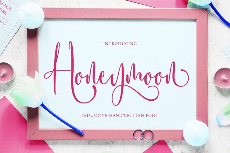 Honeymoon script example image 1