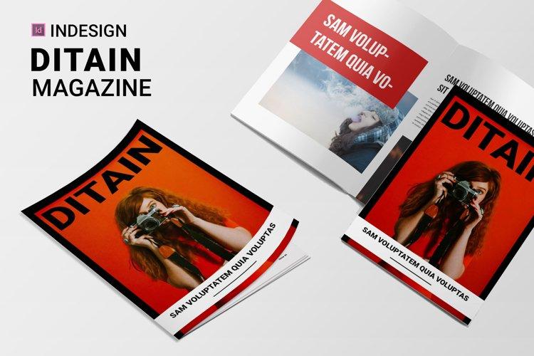 Ditain   Magazine example image 1
