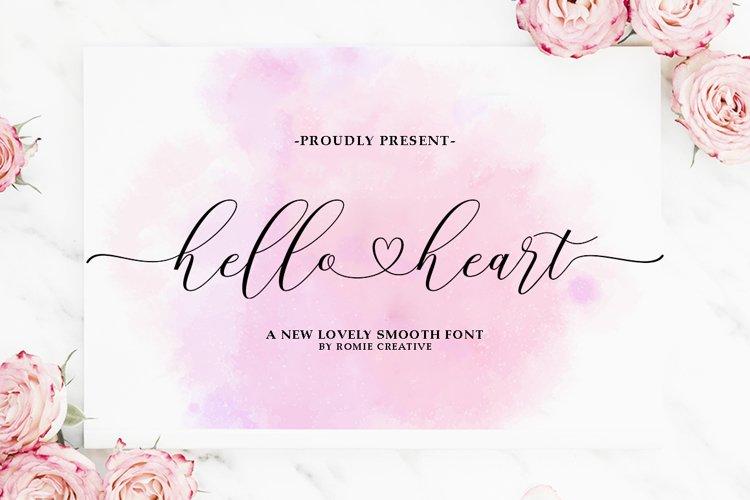 hello heart example image 1