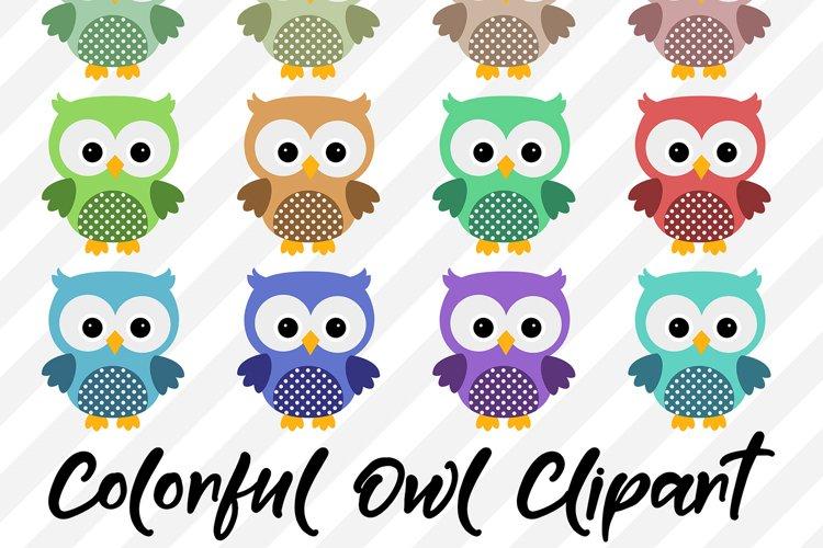 Owl Clipart, Cute Owls