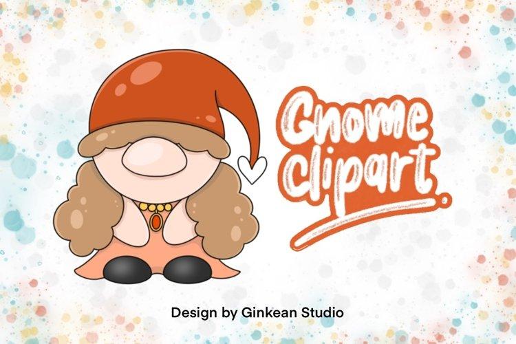 Gnome clipart, gnome png, sublimaion, Gnomestone, sticker