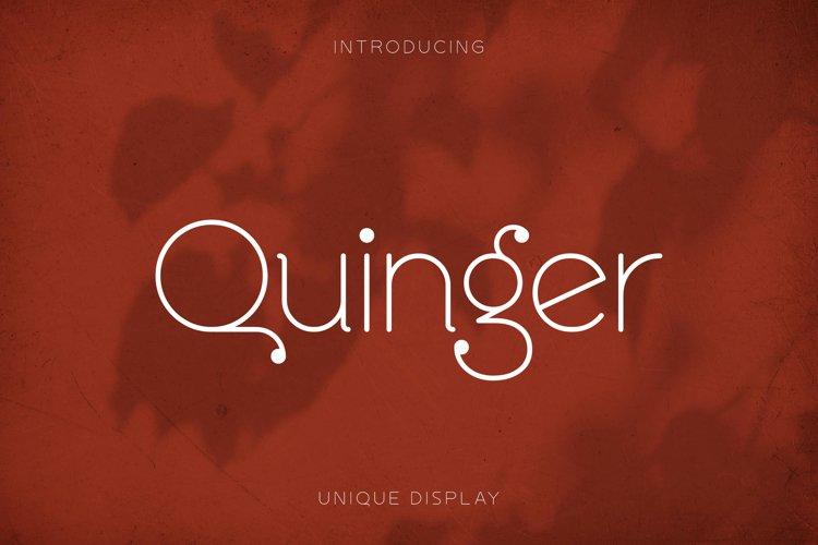 Quinger example image 1