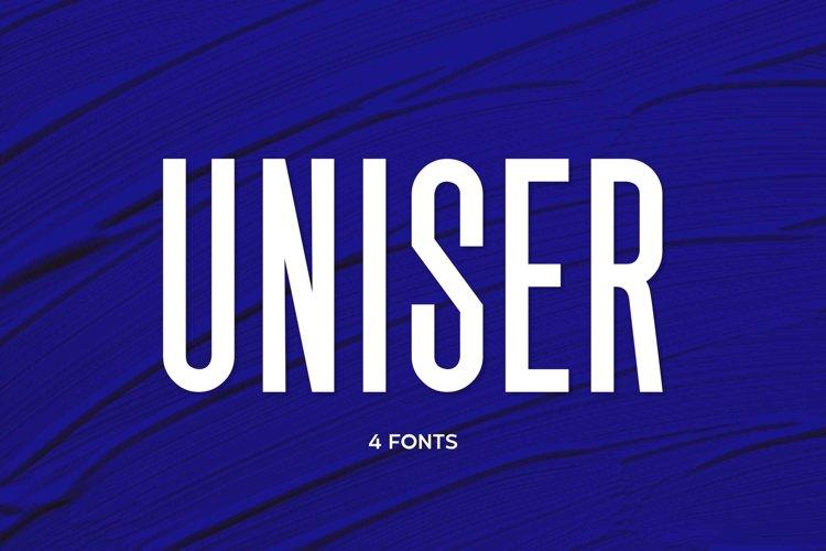 Uniser example image 1
