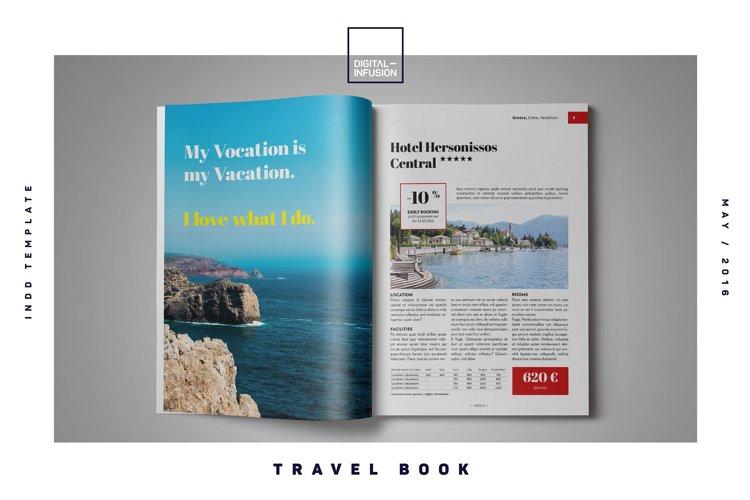 GET LOST / Travel Magazine example image 1