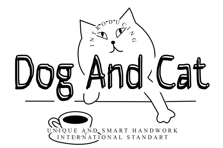Dog And Cat example image 1