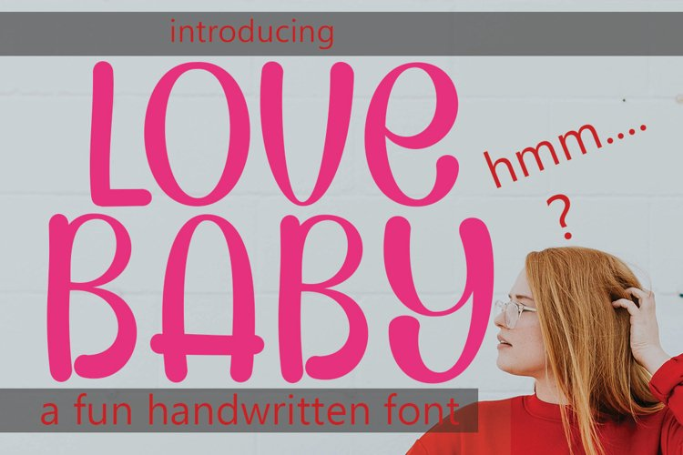 love baby example image 1