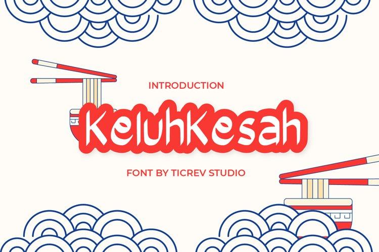 Keluhkesah example image 1