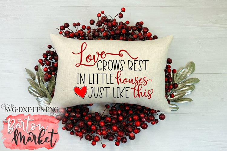 Love Grows Best for Crafters