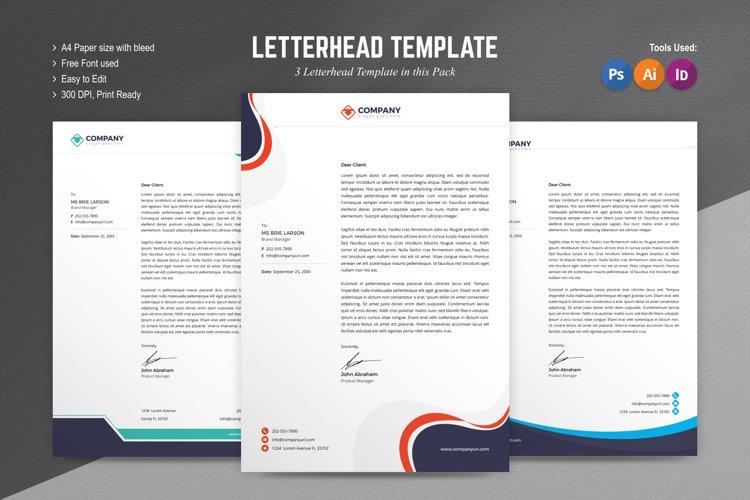 Letterhead Template v1