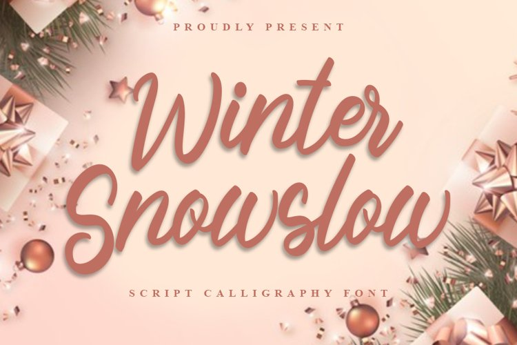Winter Snowslow example image 1