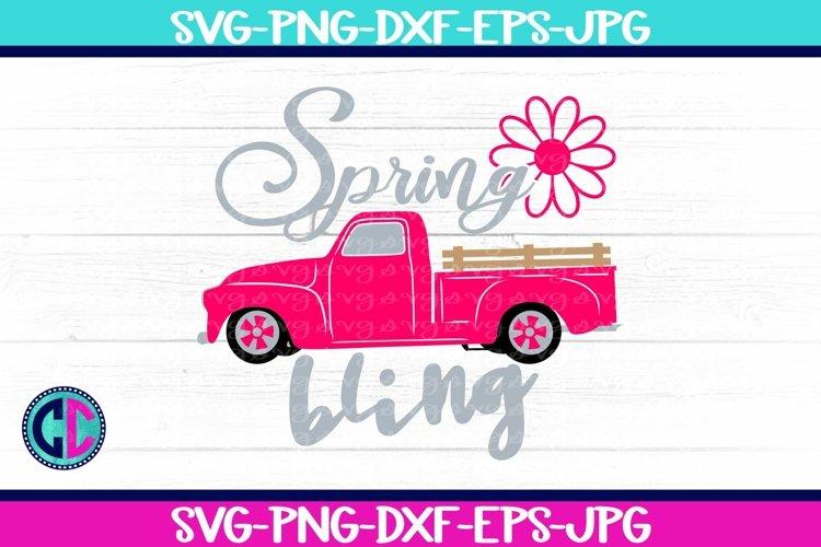 Easter svg, Spring Bling svg