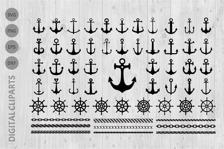 Anchor vector set