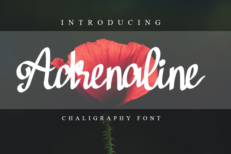 Adrenaline example image 1