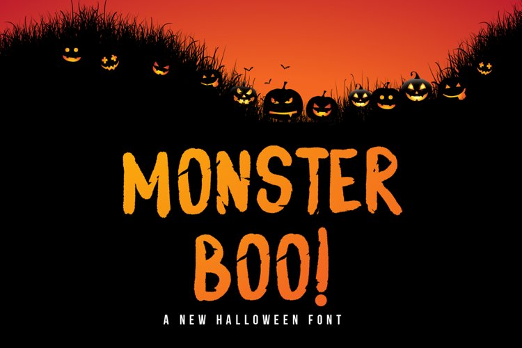 Monster Boo example image 1