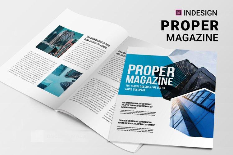 Proper | Magazine example image 1