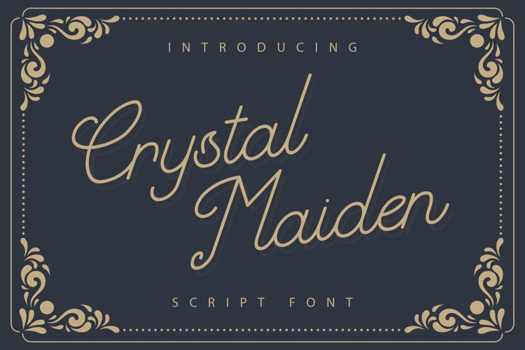 Crystal Maiden example image 1