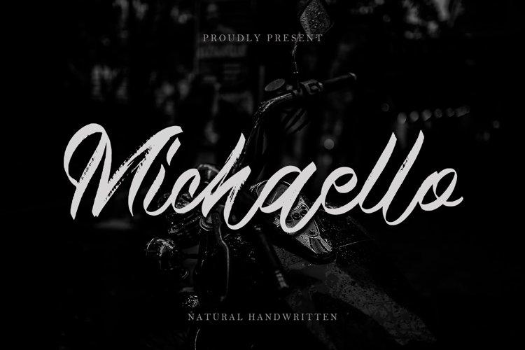 Michaello example image 1