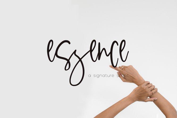 Essence Script example image 1