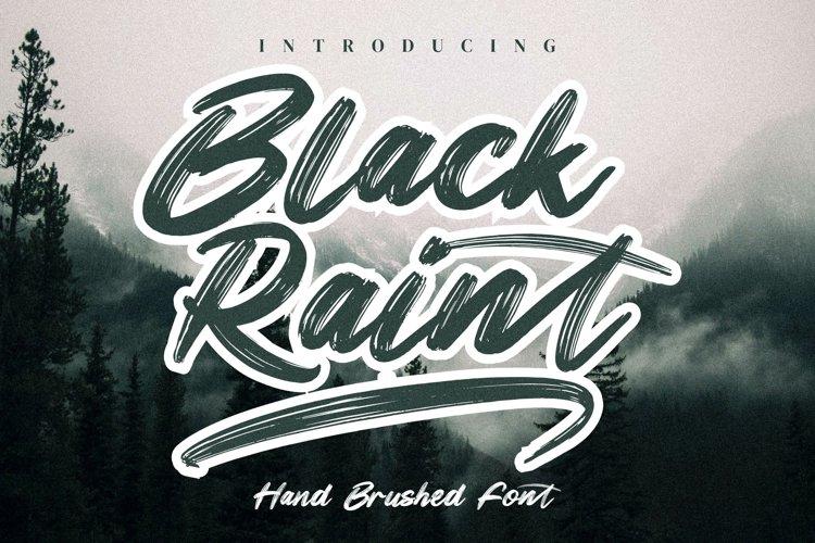 Black Raint example image 1
