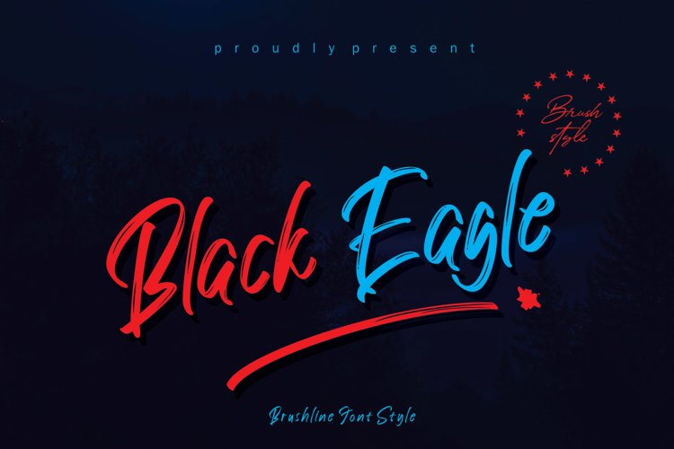 Black Eagle example image 1