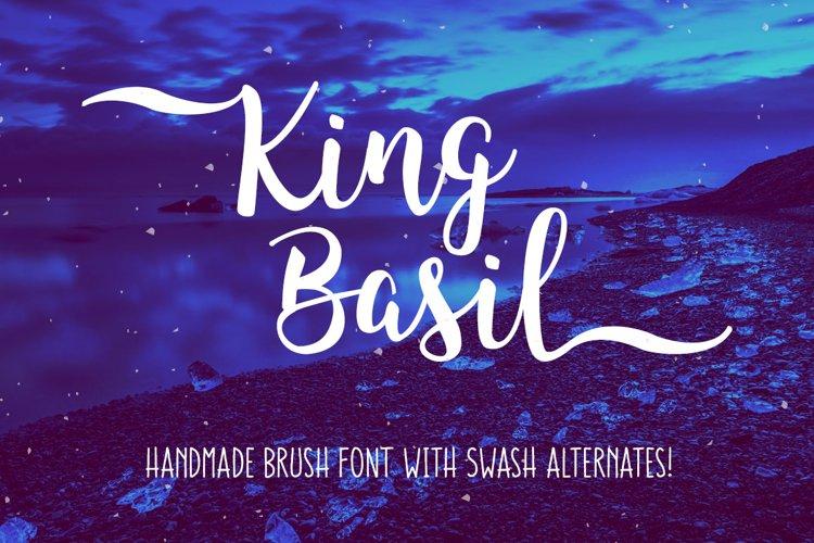 King Basil example image 1