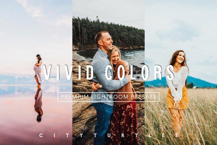 Bright VIVID COLORS Outdoor Lifestyle Lightroom Presets