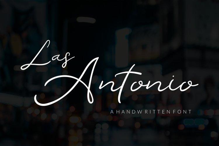 Las Antonio example image 1