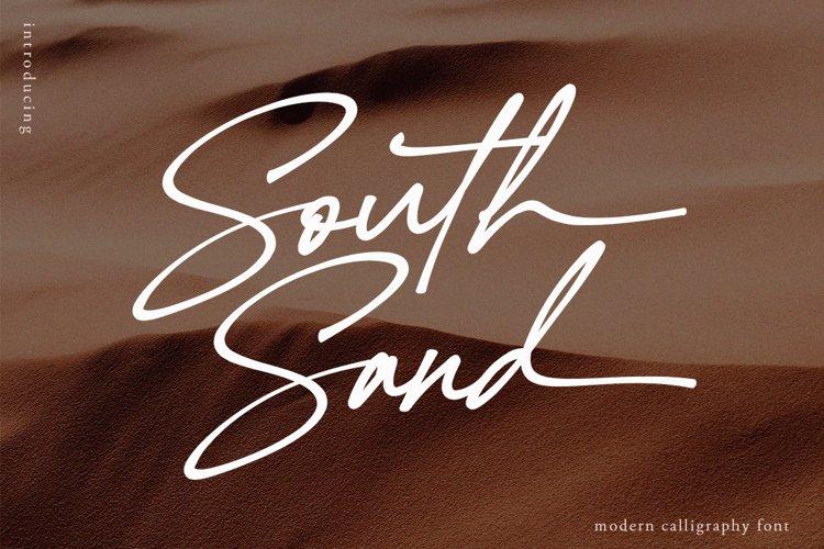 South Sand