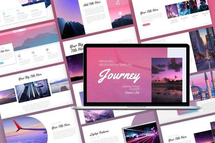 Journey Traveling Presentation