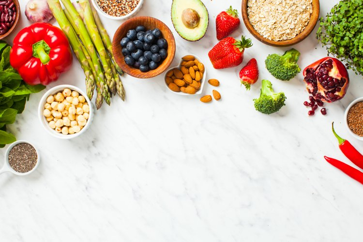 healthy seasonal food example image 1