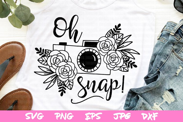 svg files, camera svg, spring svg file, flower svg, spring example image 1