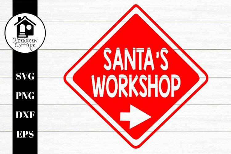 Santa S Workshop 2 Svg Png Eps Dxf 375835 Cut Files Design Bundles