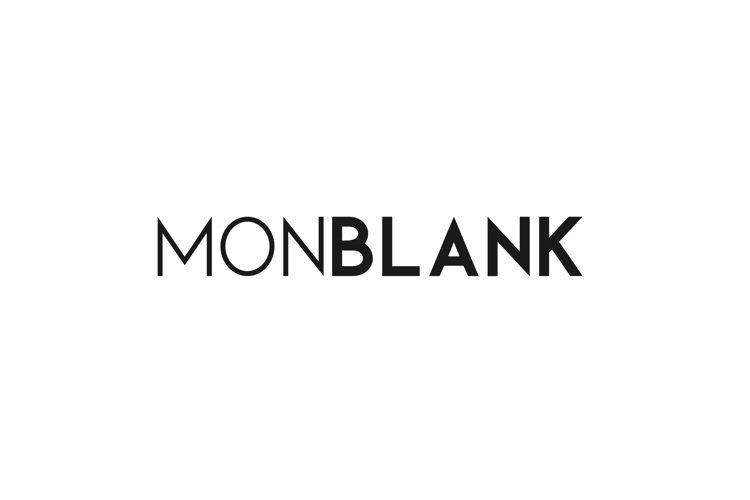 Monblank. Sans serif family example image 1