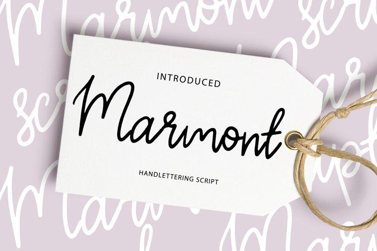 Marmont script