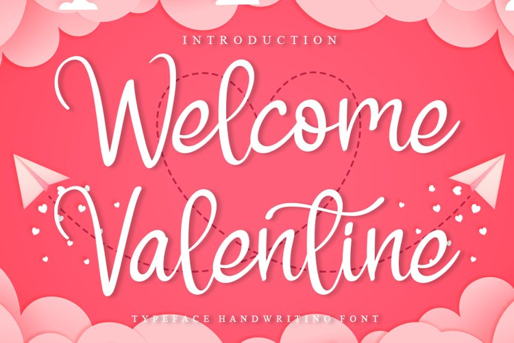 Welcome Valentine example image 1