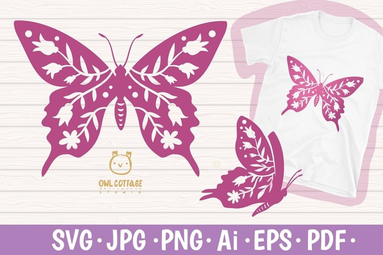 Butterfly SVG, butterfly PNG, butterfly silhouette