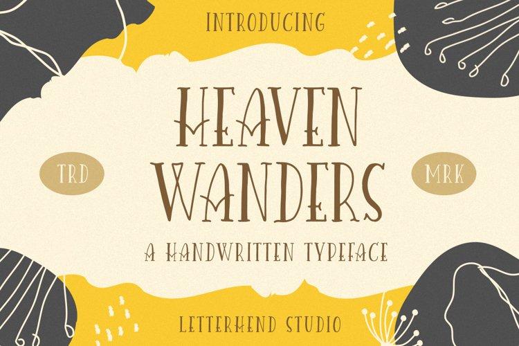 Heaven Wanders example image 1