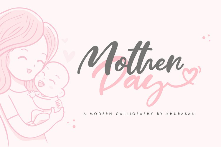 Mother Day Script example image 1