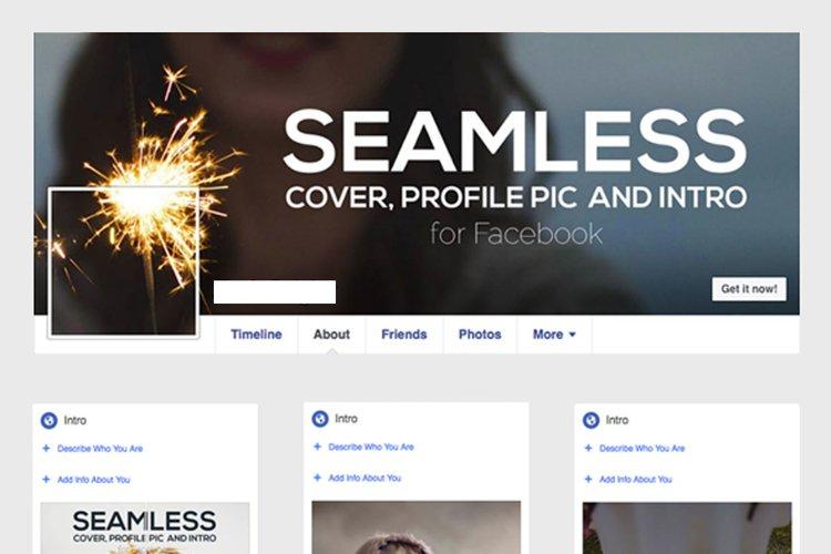 Seamless Facebook Photo Creator example image 1
