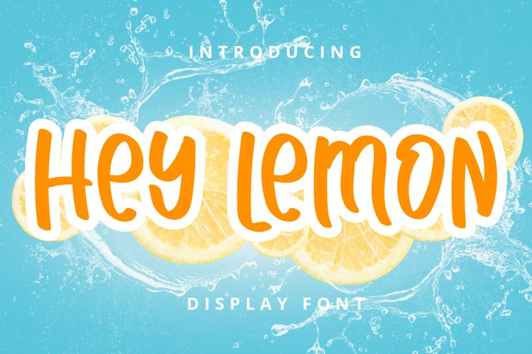 Hey lemon example image 1