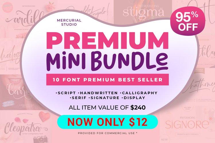 Premium Mini Bundle
