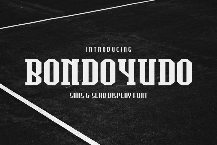 Bondoyudo Pro Display example image 1